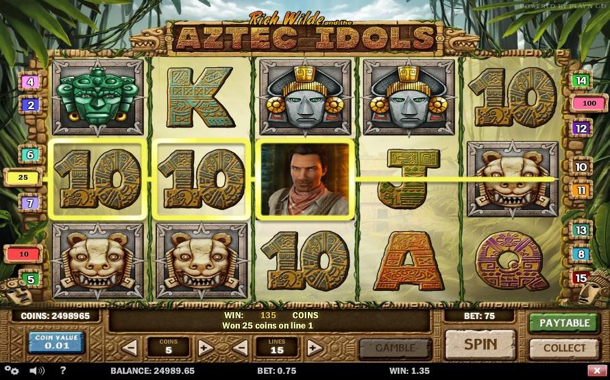 aztec-idols-gameplay