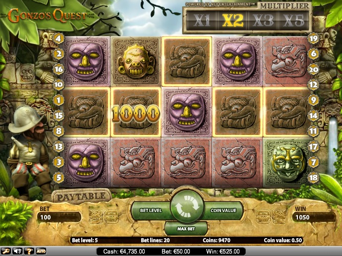 gonzos-quest-gameplay