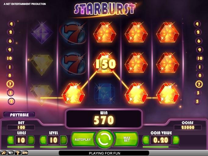 starburst-gameplay