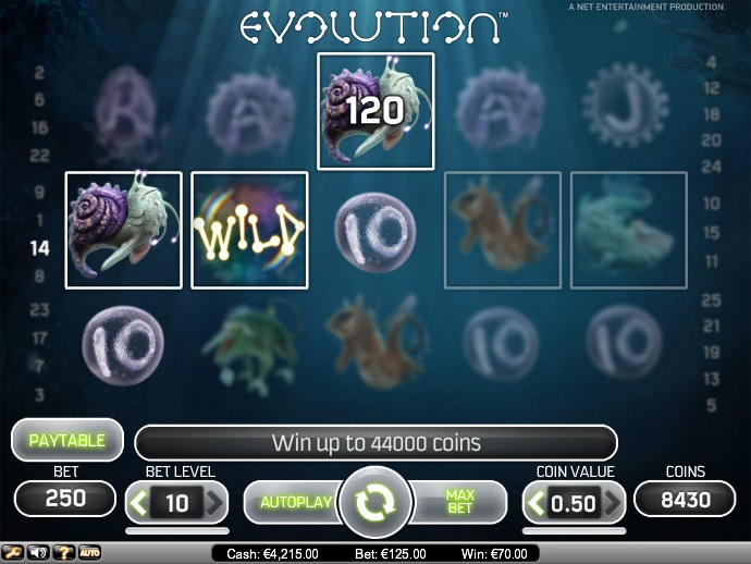 evolution-gameplay