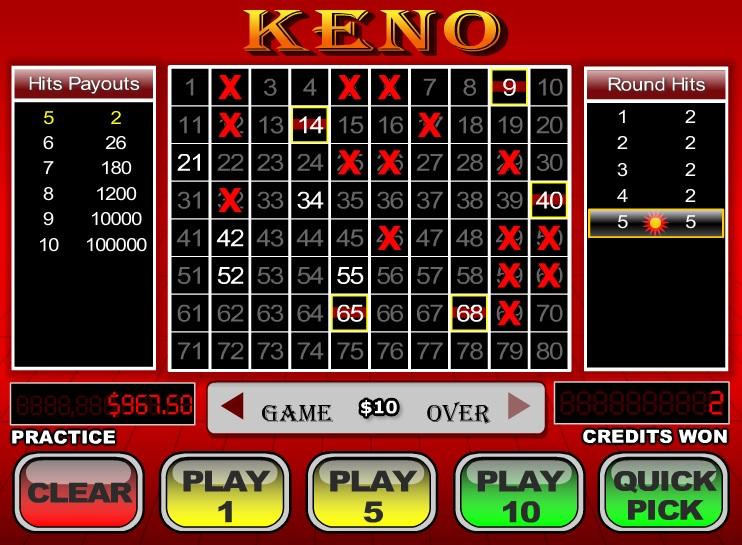 Keno Diamonds Desert Diamond Casino First In Az To Offer