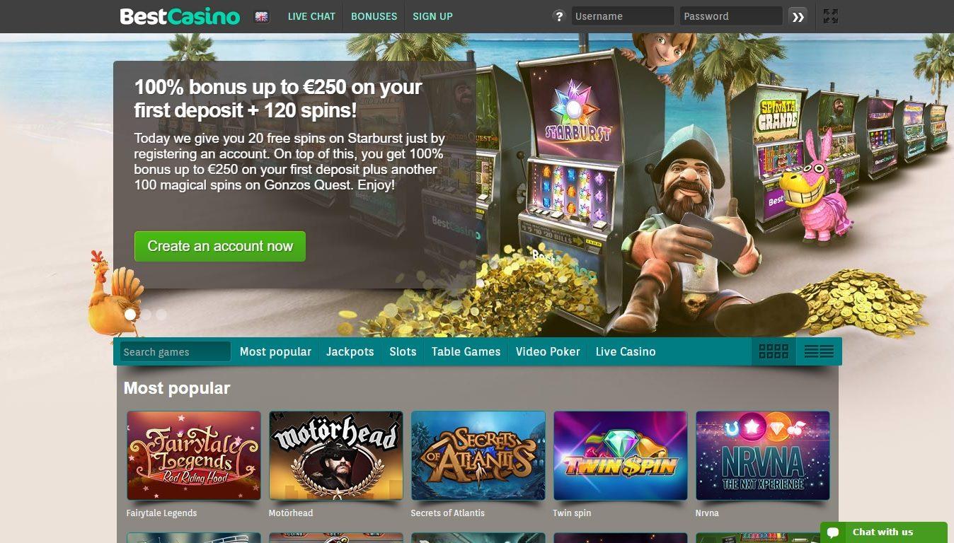 Best casino бест казино net entertainment казино на рубли
