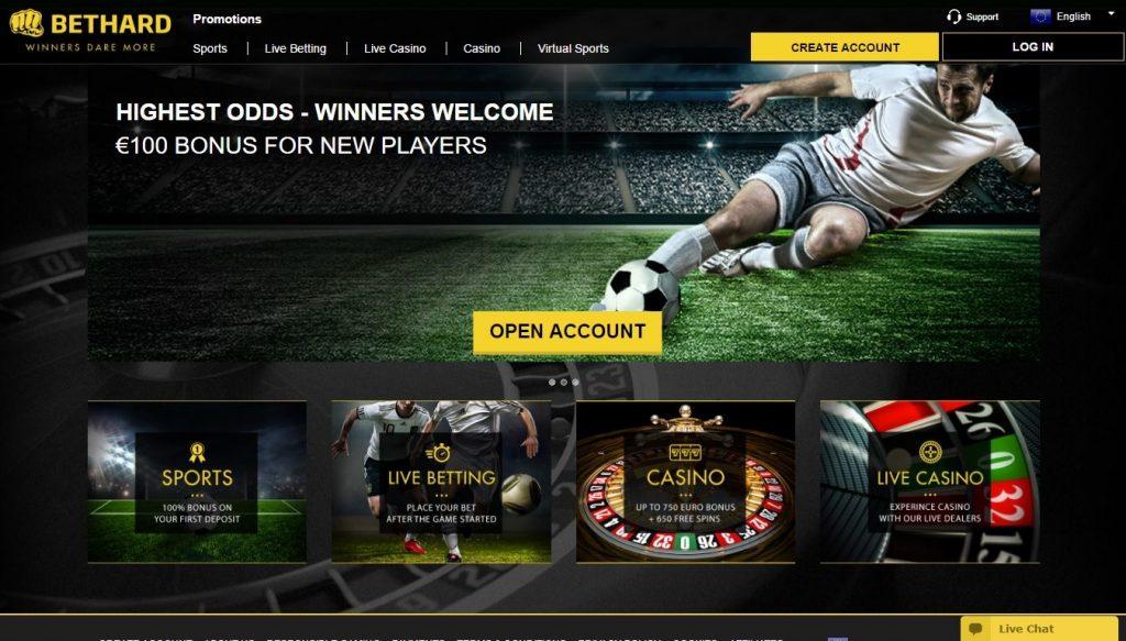bethard-homepage