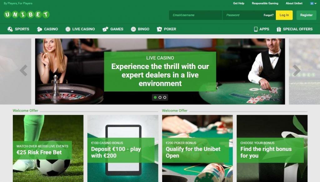 unibet-homepage