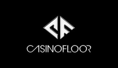 Casino floor site logo