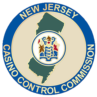 New jersey casino control commission logo